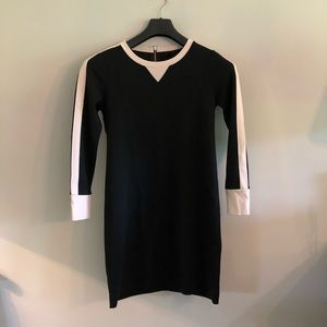 JCrew zip back dress Size 2 Great Condition